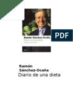 Sanchez, Ocaña Ramon - Diario De Una Dieta