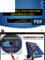Azotemia &Amp; Urinary Abnormalities - Chapter 45 - All About Internal Medicine (AAIM)