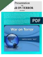 War on Terror - Brasstacks