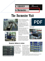 Trip to Burmester Factory - Berlin