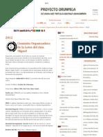 LETRA DEL AÑO 2012_ COMISION ORGANIZADORA DE LA LETRA DEL AÑO MIGUEL FEBLES_2012