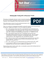 Radiography Cheat Sheet