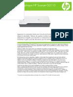 Scanner HP G3110