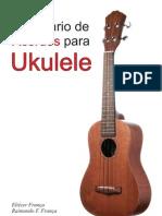 Dicionario de Acordes Ukulele