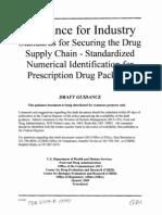 FDA-2009-Guidance on Drug Packages