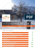 Newsletter English Vol2 Issue 1