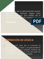 CLASE DE LÓGICA UPB