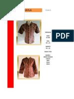 Katalog Batik Sarimbit 11 Januari 2011