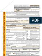 IDFC Long Term Infrastructure Bond Tranche 2 Application Form 2012