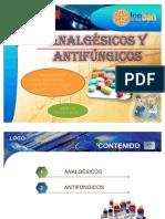 FARMACOLOGÍA ANALGÉSICOS Y ANTIFÚNGICOS