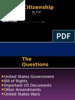 Citizenship Test #6