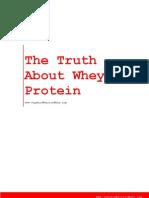 Toda La Verdad Sobre La Proteina