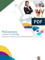 Publications Leaflet