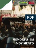 Informativo Ponto de Cultura Memórias em Movimento