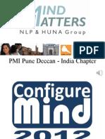 Configure Mind 2012 Show