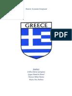 Grecia proiect