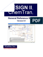 DESIGN II_ChemTran General Reference Guide
