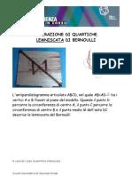 Generazione Di Quartiche Lemniscata Di Bernoulli