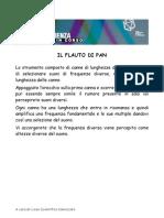 Il Flauto Di Pan