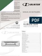 21475964 manual do autorádio BUSTER