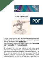 Lo Spettroscopio