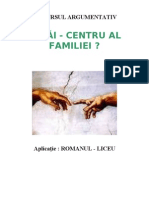 Portofoliu - Morometii