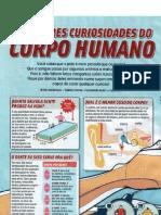Dados Gerais Do Corpo Humano e Curios Ida Des