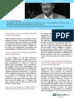 Entrevista con el Dr. Juan Ruiz
