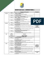 YEARLY LESSON PLAN 2012 F4 Rpt Sains Tingkatan 4