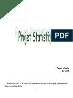 Projet Statistique - Gr 223