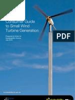 Small Wind Generation 1