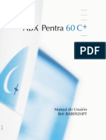 Manual Pentra 60 Plus