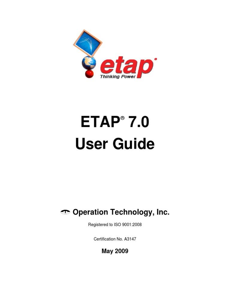 etap user guide 7 0 rh scribd com Etap Measure Etap Neher-McGrath