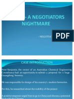 Negotiation ppt GROUP 8
