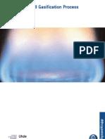 Shell Gasification Process