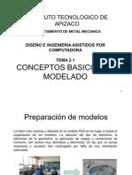 Tema 2.1 (Conceptos Basicos de Modelado)