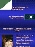 NutricionParenteralRecienNacido