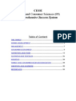 27994734 Family and Consumer Sciences Teacher Study Guide