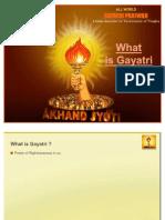 What is Gayatri?
