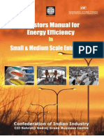 Investor Manual for Energy Efficiency Ins Me 9 May 2006