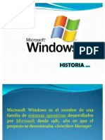 Historia de Windows