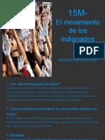 15M-El movimiento de los indignados