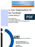 Is Your Organization Fit for Funding, Jan 10