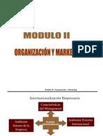 Modulo 2 Org y Mkt