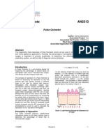 An2313 Pulse Oximeter