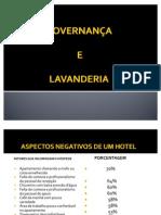 GOVERNANÇA E LAVANDERIA