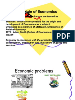 Chapter1 Introduction to Economics