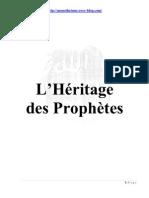 Dossier Heritage Des Prophetes k