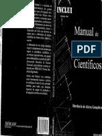 Manual de Artigos Científicos