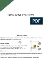 Sinkroni Generator